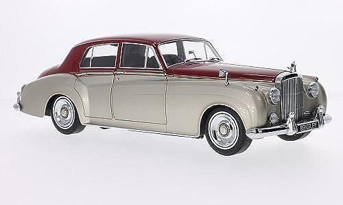 varios tamaños Bentley S 2, metálico-beige rojo oscuro, RHD, RHD, RHD, 1960, Modelo de Auto, modello completo, Minichamps 1 18  precios al por mayor