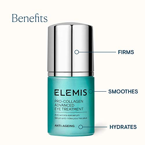 ELEMIS Pro-Collagen Advanced Anti-wrinkle Eye Serum, 0.5 Fl Oz