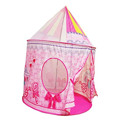 SM SunniMix Kids Toddlers Space Themed Playtent Playhouse Fantasy Princess Beach Toys Gifts Backyard