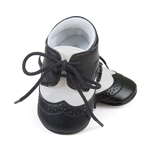 ESTAMICO, Scarpe primi passi bambini nero Black 6-12 mesi