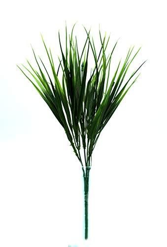 DARO DEKO Kunstpflanze Strauch Zier-Gras 32cm 1 Stück