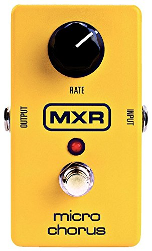 Jim Dunlop MXR Micro Chorus Pedal