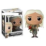 HUAA Figuras Pop Juego De Tronos Daenerys Targaryen # 03 10Cm, Colección De Figuras De Acción De Vinilo Modelo Muñeca Juguetes Regalos con Caja