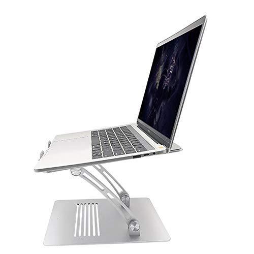 Laptop Stand, Ergonomische verstelbare laptopstandaard Computer Stand Fooling functie Compatibel met MacBook Air, Pro, Dell XPS, Samsung, Lenovo, Alle Laptops 10-17,3