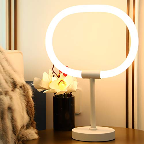 ad: ONLY $10.50   Modern LED Table Lamp    use code 65SIXGNW at checkout    …
