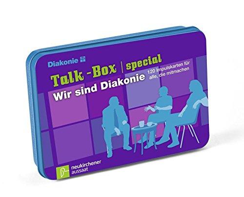 Talk-Box special - Wir sind Diakonie. 120 Impulskarten für alle, die mitmachen