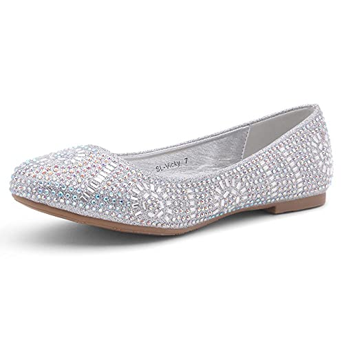 Top 10 best selling list for jeweled flat shoes size 11