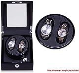YXZQ Avvolgitori per Orologi, 2 Posizioni e 5 Stili di Colore Controllo Multi-Mute Silenziamento...