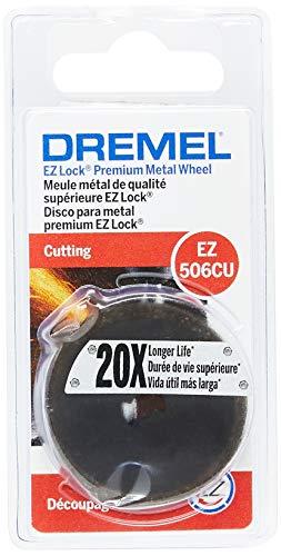 Dremel EZ506CU, Disco de corte para Metal, Cinza