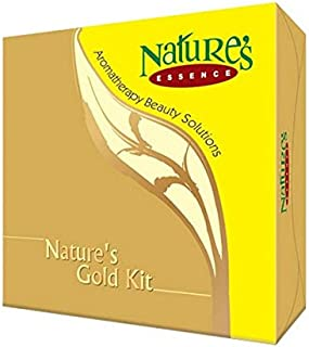 Nature's Essence Mini Gold Home Facial Kit