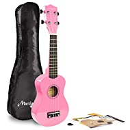 Ergonomic Design: Lightweight contoured bodied Ukulele designed for playability across every age group High Gloss Finish: Available in a range of colors the Martin Smith Ukuleles feature a high gloss finish, looking as good as they sound Nylon Ukulel...