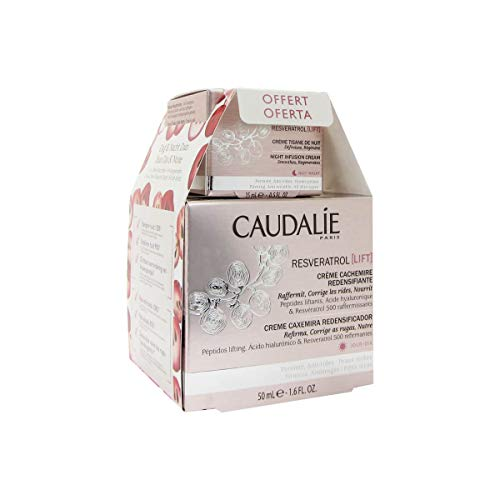Caudalie Crema Facial, 50 ml, Pack de 1