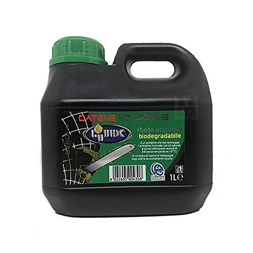 Lubex 1lt olio refrigerante protettivo per catena motosega scoppio ed elettrica