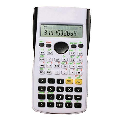 Calculatrice Scientifique 12 École Ligne Numérique Fonction Étudiant Calculatrice Affichage Multifonction Compteur Machine À Calculer
