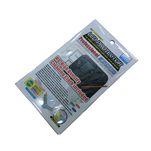 OSTENT Peau de protection de film d'écran LCD ultra claire compatible avec la console Nintendo 2DS - paquet de 3