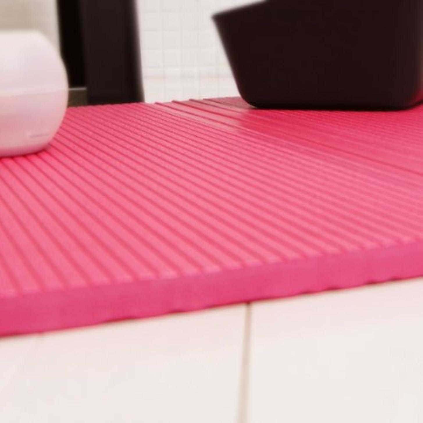 スピリチュアル養うきれいにwarmパタッとスノコ レギュラーサイズ ピンク PT-012