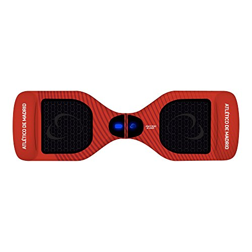 SMARTGYRO X2 Patinete Eléctrico, Antipinchazos, Bluetooth, Leds, Batería de Litio, Velocidad 10-12...