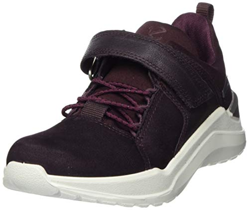 Ecco Mädchen INTERVENE Sneaker, Violett (Fig/Fig/Fig 51504), 34 EU