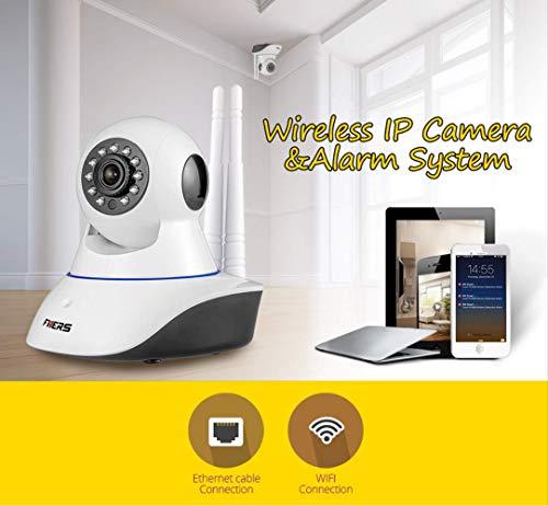 Video Doorbell Cámara Inicio Seguridad Antirrobo Detector De Incendios De Humo Sistema De Alarma iOS/Aplicación De Android Sistema De Alarma De Red De Control Remoto Kit 6