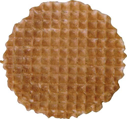 FAPEC 1000 monodosis redonda para helado sin gluten, galleta redonda para dulces y helados