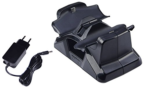 AmazonBasics - Station de charge pour manettes DualShock 4 de PlayStation 4