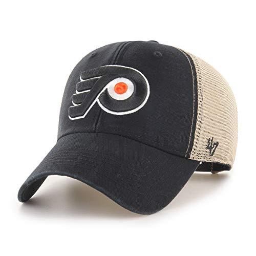 '47Brand NHL Philadelphia Flyers Cap Basecap Baseballcap Flagship Trucker MVP
