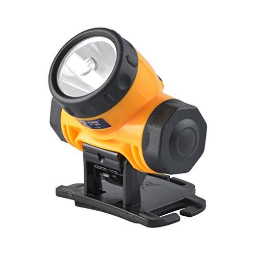 Koplampen tegen explosie beschermd nachtvissen buiten LED lange schot schittering miniatuur koplamp B
