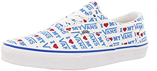 Vans Era Athletic Womens Shoes Size 7.5 True White