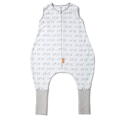 SwaddleMe First Step Sleeper – Tamanho pequeno, 6 – 12 meses, 1 pacote (Love)