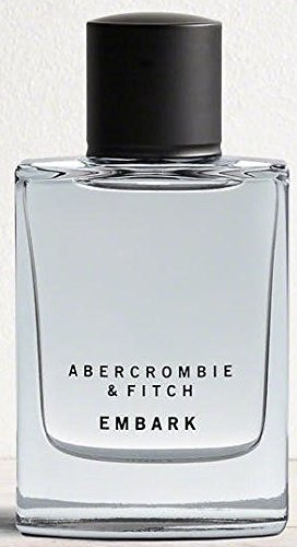 Abercrombie & Fitch Embark Eau De Cologne Spray For Men 1.7 Oz / 50 ml Limited Edition