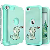 Best Ipod Touch Cases For Kids - iPod Touch Armor Case with 2 Screen Protector Review