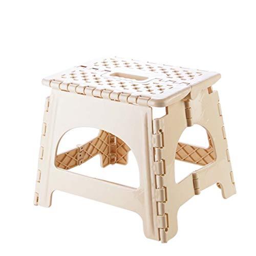 KKCD-Krukken Opvouwbare Plastic Stap Krukje Kinderstoel Volwassen Draagbare Outdoor Vouwkruk Home Change Schoenen Krukje Mazar Krukken