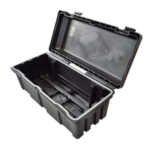 Staubox Kunststoff 610 x 310 x 250 mm PE mit Deckel - 2