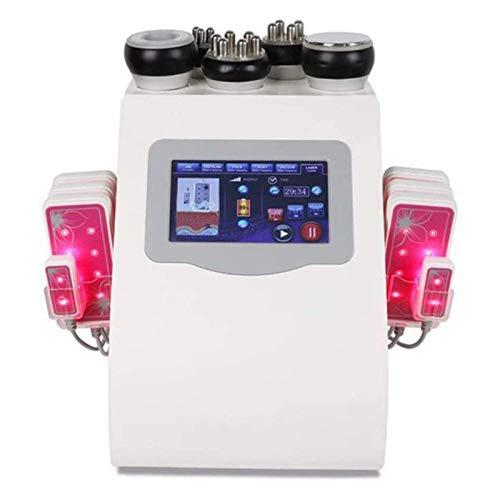 6 in 1 Körper Sliming Maschine, Körperformung Gesicht Anziehen Gesichtsheben Anti-Falten-Massage Haut Schönheitspflege