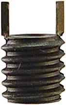M16 x 2.0 Int. THD, M22 x 1.5 Ext. THD, 22 Lg, Heavy Duty, Keylocking Threaded Inserts, Steel (1 Each)