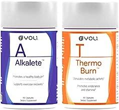 Yoli Alkalete 1 Pack and 1 Thermo Burn