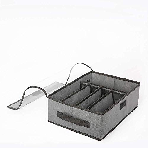 ATBAY Cutlery Tray With Lid, Large Capacity Drawer Organizer for Kitchen...