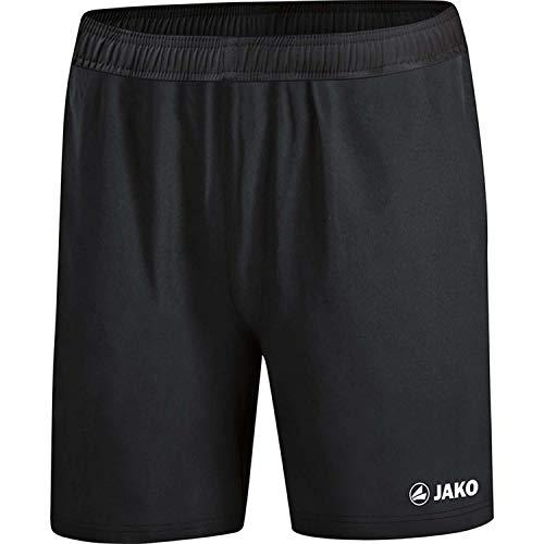 JAKO Herren Run 2.0 Short, schwarz, XL