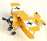MIAOGOU Avion Modèle Vintage Avion en Métal Modèle Enfants Jouets Fer Rétro Avion Planeur Biplan Pendentif Avion Modèle Jouet Au Hasard Photographie Accessoires