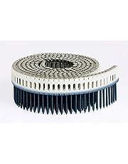 Fasco PC17886RSSE1M 1-7/8-Inch door 0.086-Inch 0-graden Ringschacht roestvrij staal spoel nagels voor Duo Fast Nagels, 1000 per doos