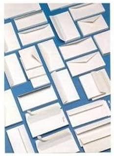 40 Pezzi 70 g//m2 Bianco Blasetti 547 Busta Carta 114mm x 162mm