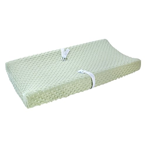 Carter#039s Changing Pad Cover Solid Sage One Size
