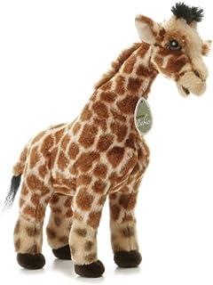 "Aurora Plush Mo Giraffe Aurora Baby - 10"""