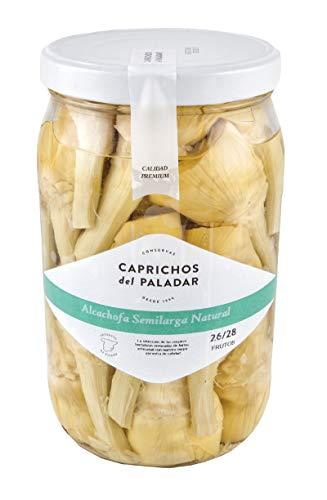 Alcachofa Semilarga Natural - Natural Artichoke Whole - 1.850 g - Caja de 6 Unidades 6 Units