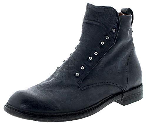 FB Fashion Boots A.S.98 Herren Stiefelette 380206 Blu Lederstiefelette Blau 42 EU