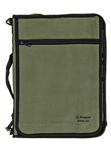 Snugpak | Grab A4 | Travel & Organisers | Document Organiser (Olive)