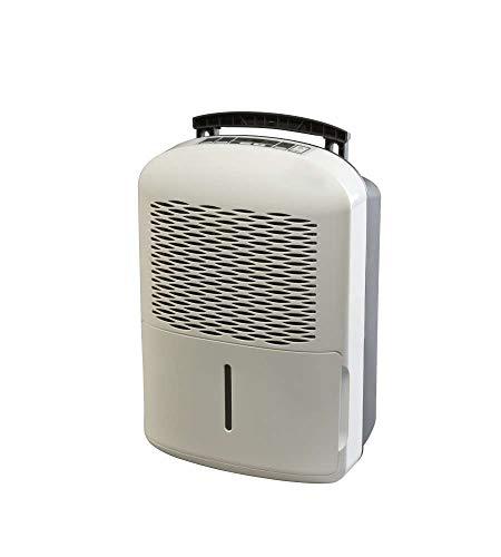 Bimar DEU311.EU 2L Gris, Color blanco - Deshumidificador (220-240, 5-35 °C)