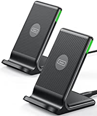 Wireless Charger 2 Pack