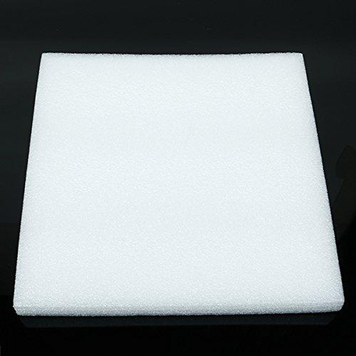 EsportsMJJ 30X30X3Cm Epe Mousse Polyéthylène Tissu Perle Coton Pour La Protection Des Corners D'Emballage