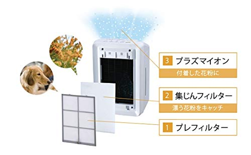 FUJITSU(富士通ゼネラル)『プラズマイオン加湿脱臭機(DAS-303E)』